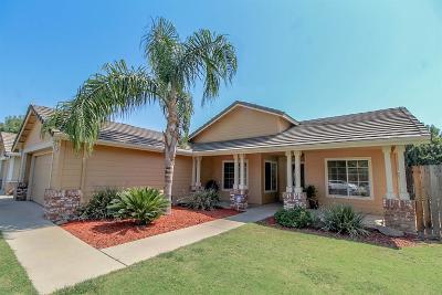 Clovis Single Family Home For Sale: 2846 Dennis Avenue