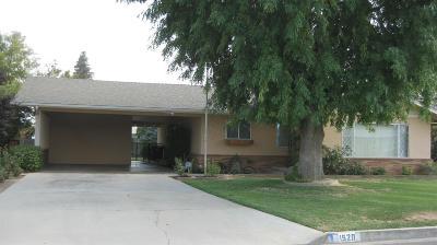 Kingsburg CA Single Family Home For Sale: $261,000