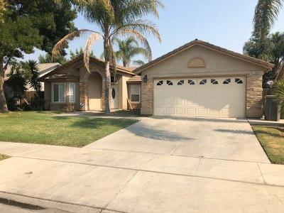 Kerman Single Family Home For Sale: 15688 W Sunset Avenue