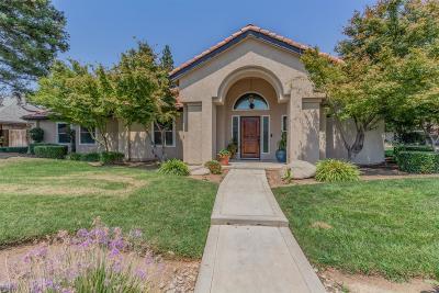 Clovis Single Family Home For Sale: 503 W Athens Avenue