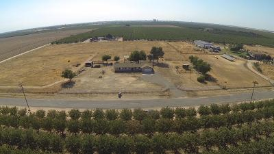 Madera Single Family Home For Sale: 11646 Road 33 1/2