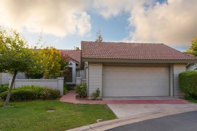 Fresno CA Condo/Townhouse For Sale: $249,950
