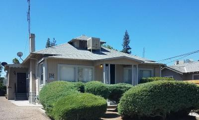 Fresno CA Multi Family Home For Sale: $241,000