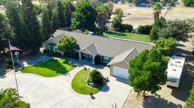 Madera Single Family Home For Sale: 35646 Bonadelle Avenue