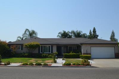 Fresno CA Single Family Home For Sale: $297,000