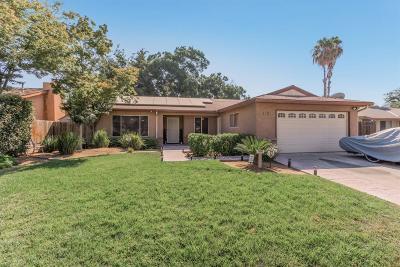 Fresno CA Single Family Home For Sale: $230,000