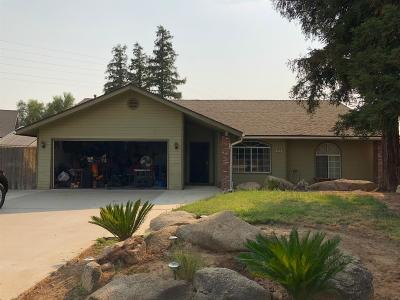 Clovis Single Family Home For Sale: 284 Jasmine Avenue