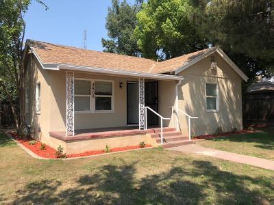 Fresno CA Single Family Home For Sale: $149,950