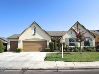 Clovis Single Family Home For Sale: 3327 Twain Avenue