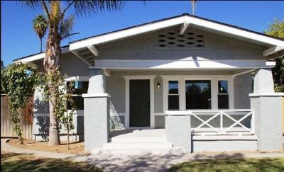 Clovis, Fresno, Sanger Multi Family Home For Sale: 3163 E Balch Avenue