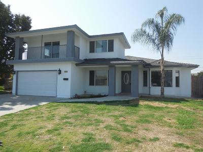 Single Family Home For Sale: 568 W San Jose Avenue