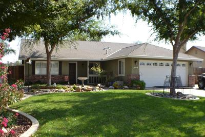 Coalinga Single Family Home For Sale: 154 Madra Court