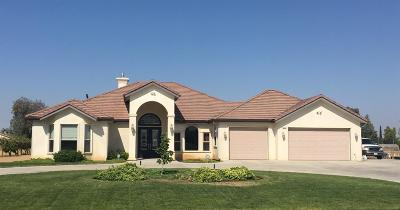Madera Single Family Home For Sale: 20844 Road 30 1/2