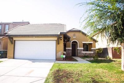 Fresno Single Family Home For Sale: 6631 E Cetti Avenue