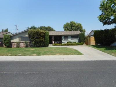 Clovis Single Family Home For Sale: 543 Rall Avenue