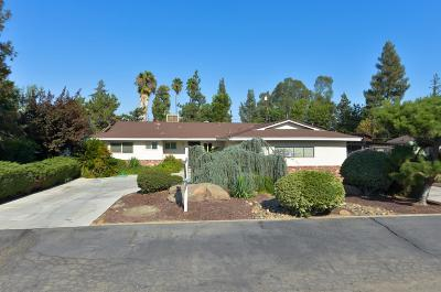 Fresno Single Family Home For Sale: 4666 N Thorne Avenue