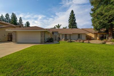 Clovis Single Family Home For Sale: 2100 Gibson Avenue