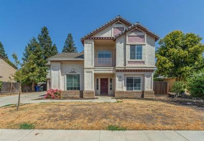 Clovis Single Family Home For Sale: 1263 Oak Avenue