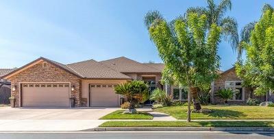 Visalia Single Family Home For Sale: 4805 W Sweet