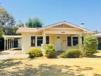 Fresno Single Family Home For Sale: 919 N Arthur Avenue