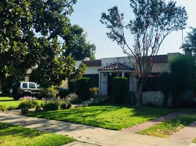 Fresno Multi Family Home For Sale: 1240 N Vagedes Avenue