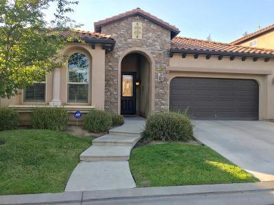 Fresno Single Family Home For Sale: 11349 N Via Verona Way