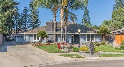 Fresno Single Family Home For Sale: 3439 W Paul Avenue
