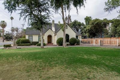Fresno Single Family Home For Sale: 4105 E Huntington Boulevard