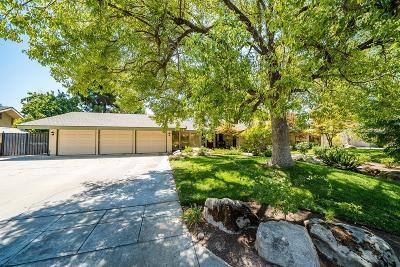 Fresno Single Family Home For Sale: 2755 W San Madele Avenue