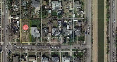 Fresno Single Family Home For Sale: 1515 E Fountain Way Way
