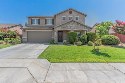 Fresno Single Family Home For Sale: 3320 N Gregory Avenue
