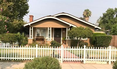 Fresno Single Family Home For Sale: 1305 N Arthur Avenue