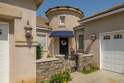 Clovis Single Family Home For Sale: 1656 N Holly Avenue