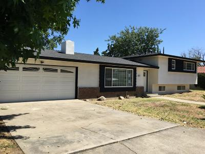 Madera Single Family Home For Sale: 2705 Winter Way