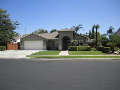 Fresno Single Family Home For Sale: 6556 N Cornelia Avenue