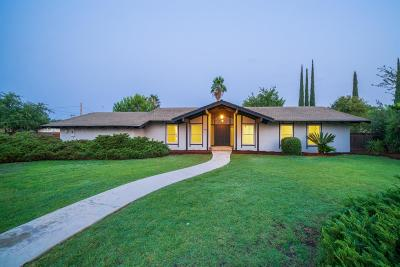 Fresno Single Family Home For Sale: 4637 N Rowell Avenue