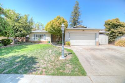 Fresno Single Family Home For Sale: 3422 W Browning Avenue