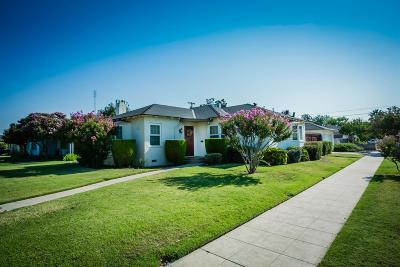 Fresno Single Family Home For Sale: 1404 N Arthur Avenue
