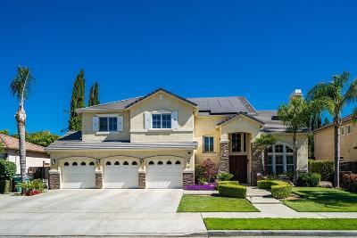 Visalia Single Family Home For Sale: 5708 W Buena Vista Avenue