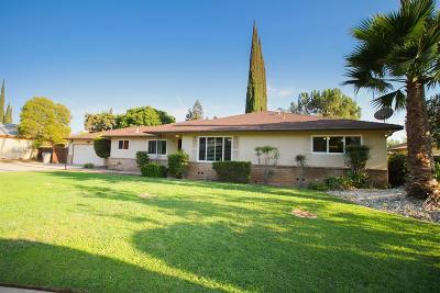 Fresno Single Family Home For Sale: 1509 W Sierra Avenue