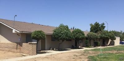 Reedley CA Multi Family Home For Sale: $350,000