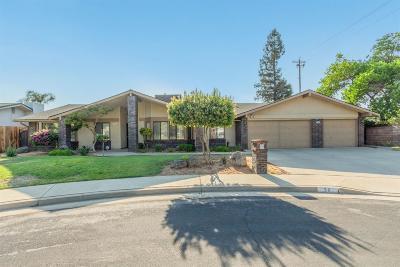 Clovis Single Family Home For Sale: 38 Evergreen Avenue