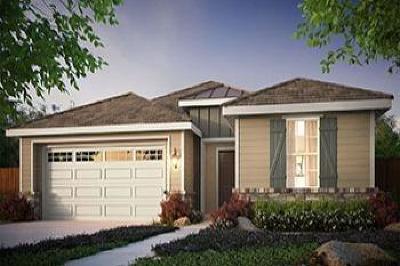 Clovis Single Family Home For Sale: 3477 Junipero