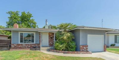 Selma Single Family Home For Sale: 3018 F Street