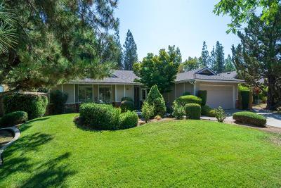Fresno Single Family Home For Sale: 8474 N Calaveras Street