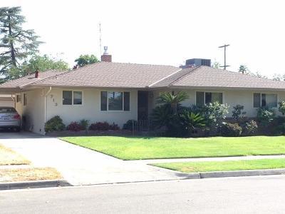 Fresno Single Family Home For Sale: 713 W Michigan Avenue