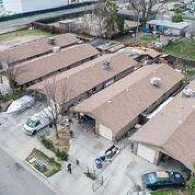 Clovis, Fresno, Sanger Multi Family Home For Sale: 2040 S 4th Street