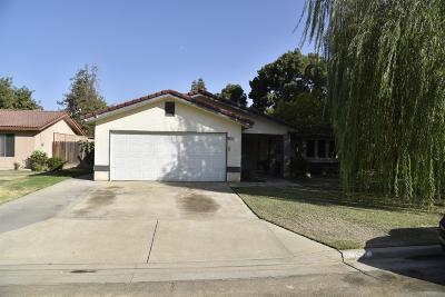 Fresno Single Family Home For Sale: 6352 N Genoa Avenue