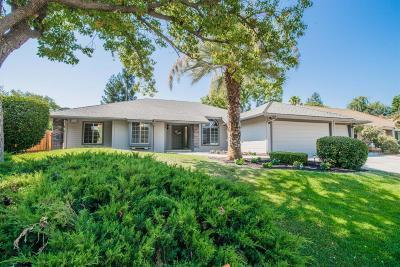 Fresno CA Single Family Home For Sale: $375,000
