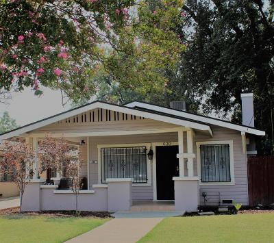 Fresno CA Single Family Home For Sale: $234,700